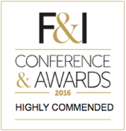 F&I Awards logo